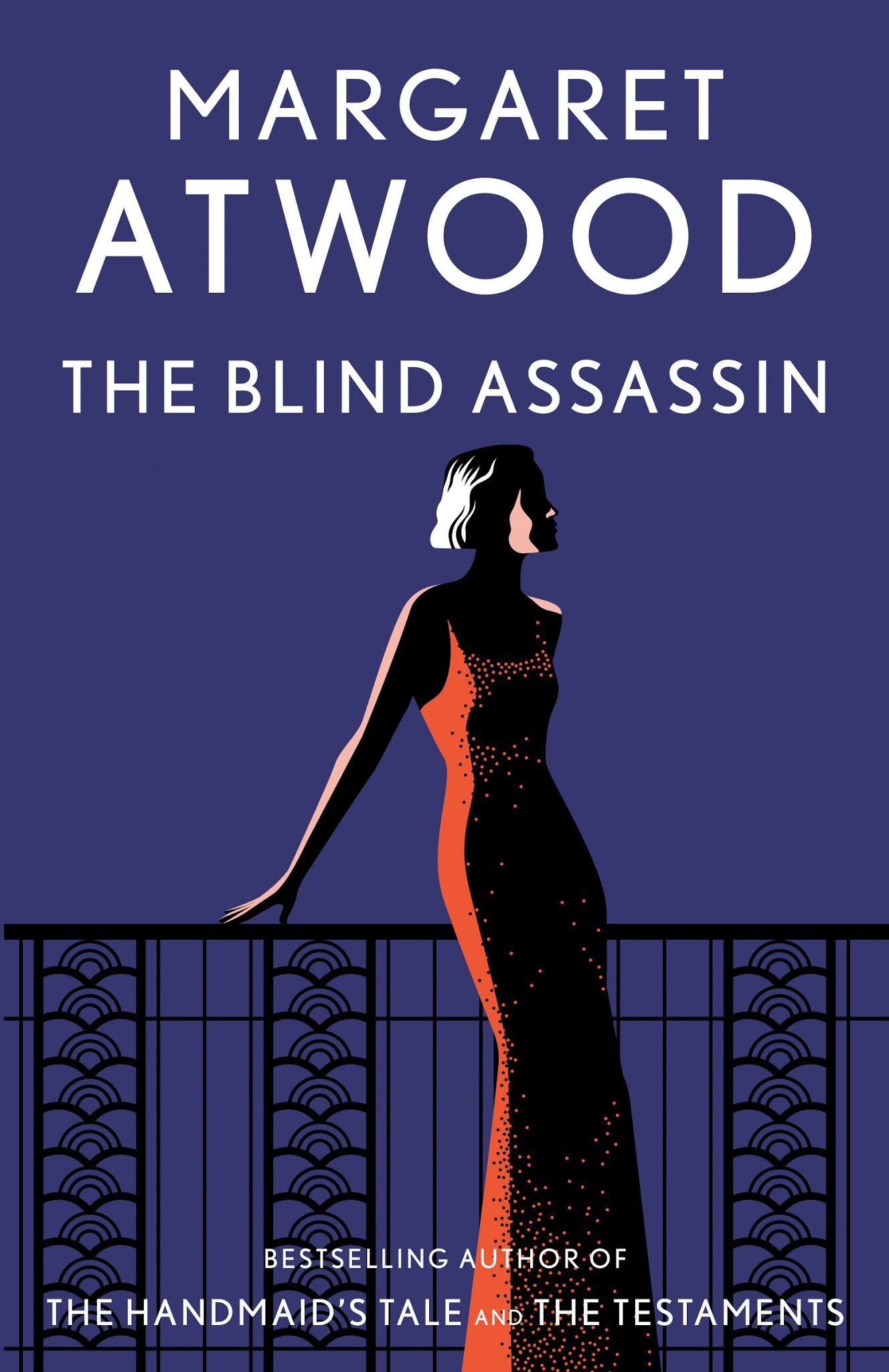 Book cover for The Blind Assassin by Margaret Atwood The Blind Assassin in the South Manchester, Chorlton, Cheadle, Fallowfield, Burnage, Levenshulme, Heaton Moor, Heaton Mersey, Heaton Norris, Heaton Chapel, Northenden, and Didsbury book group