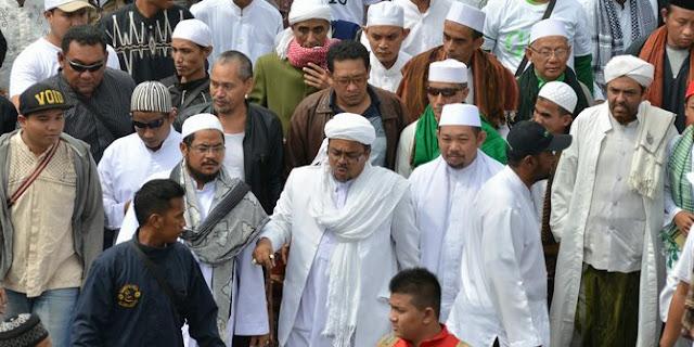 Desakan pembubaran FPI dan Rizieq Syihab dibui kian melebar