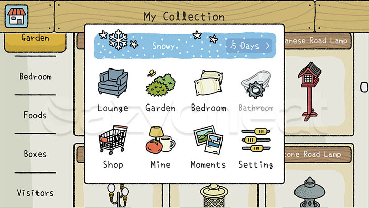 Adorable Home 1.6.5 All Items Unlocked and Owned All Items Unlocked