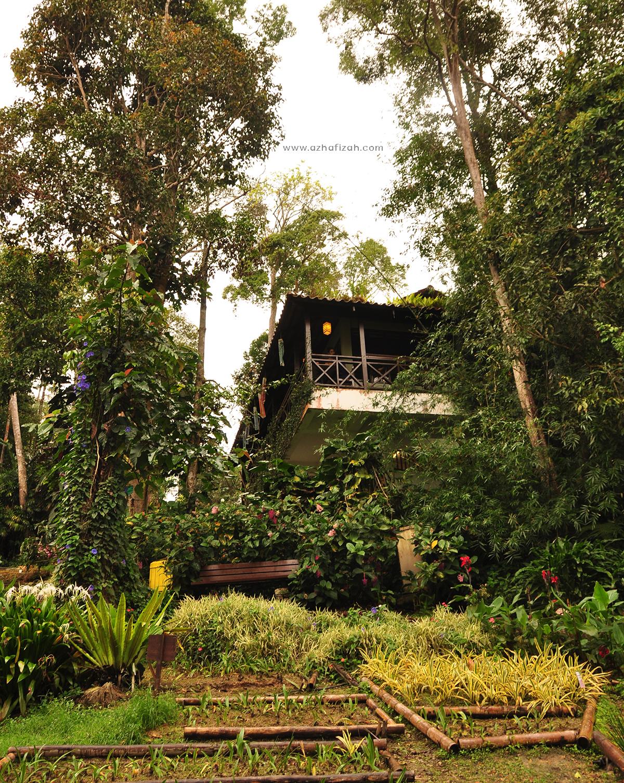 Cafe Botanical Garden Bukit Tinggi Pahang