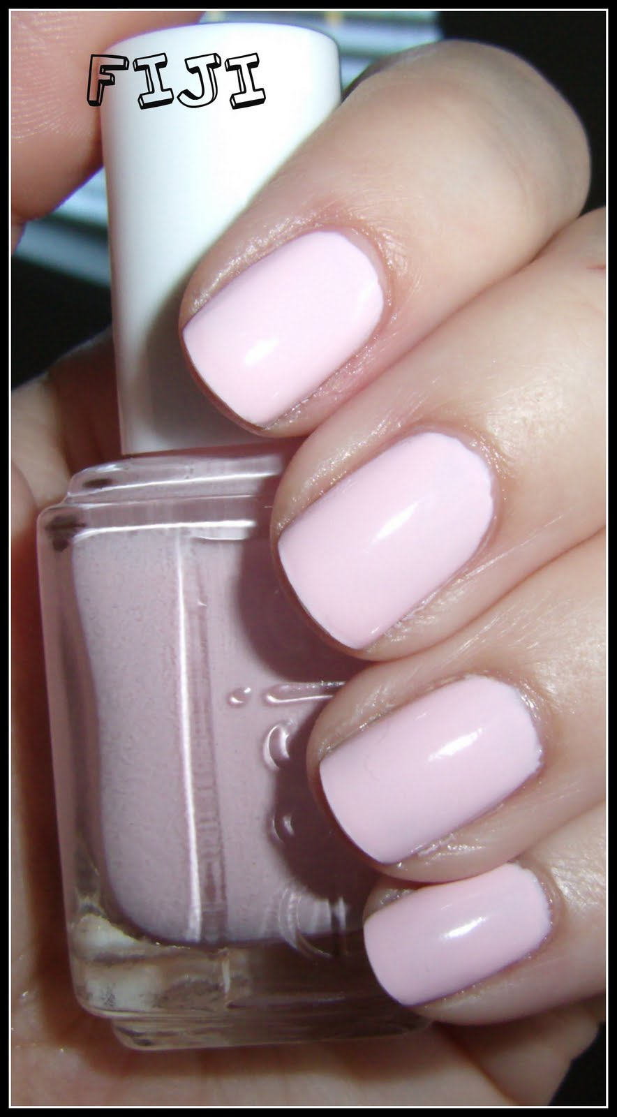 Obsessive Cosmetic Hoarders Unite Nail Polish Of The Day Essie Fiji Pictures And Review