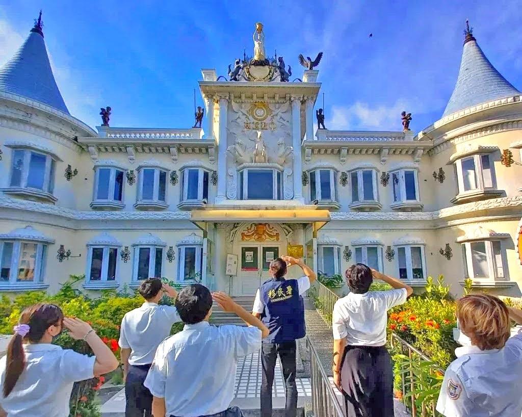 最美機關將搬離城堡|移民署台南第一服務站揮別14年的辦公地點