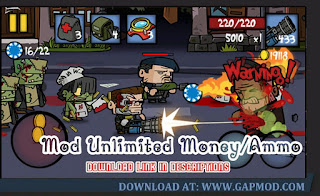 Download Zombie Age 3 v1.4.5 MOD APK Unlimited Money/Ammo