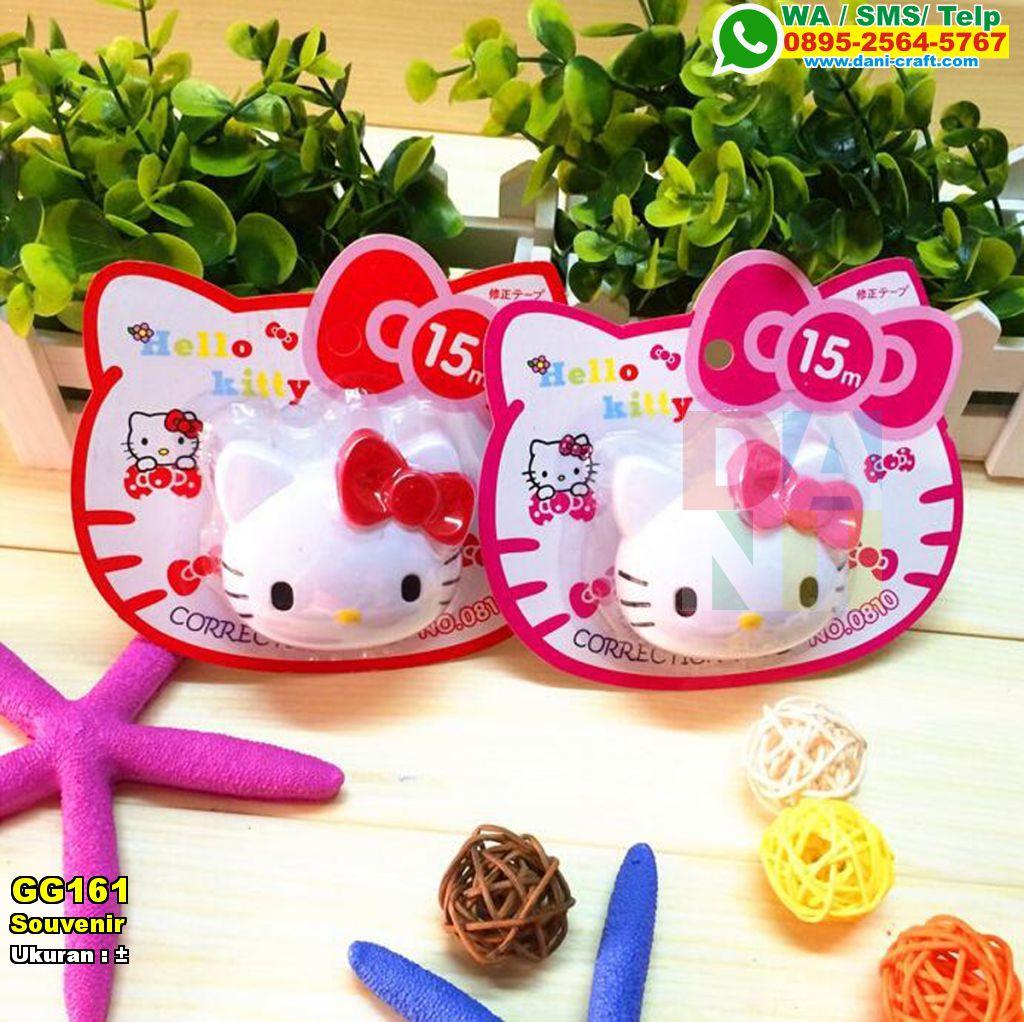 Souvenir Correction Tape Hello Kitty Souvenir Pernikahan