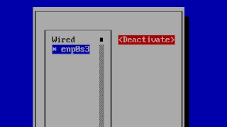 Basic konfigurasi Centos 7 Server
