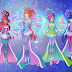 Winx Club 8 - CRYSTAL SIRENIX Transformation