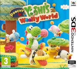 Poochy & Yoshi's Woolly World [3DS] [Español] [Mega] [Mediafire]