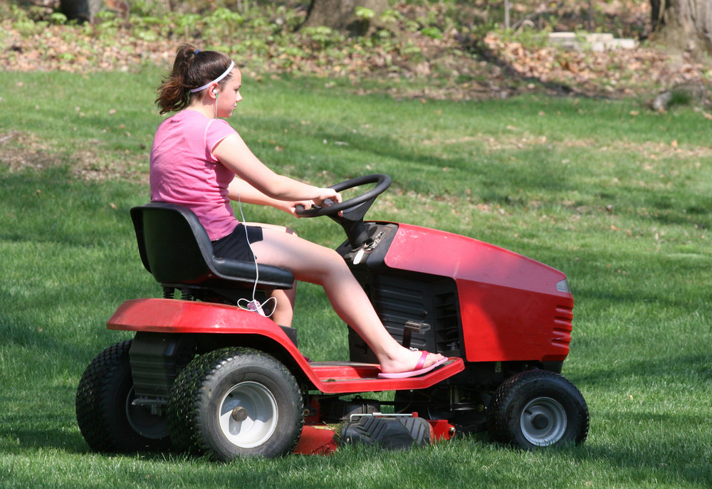 Ride on Lawn Mowers