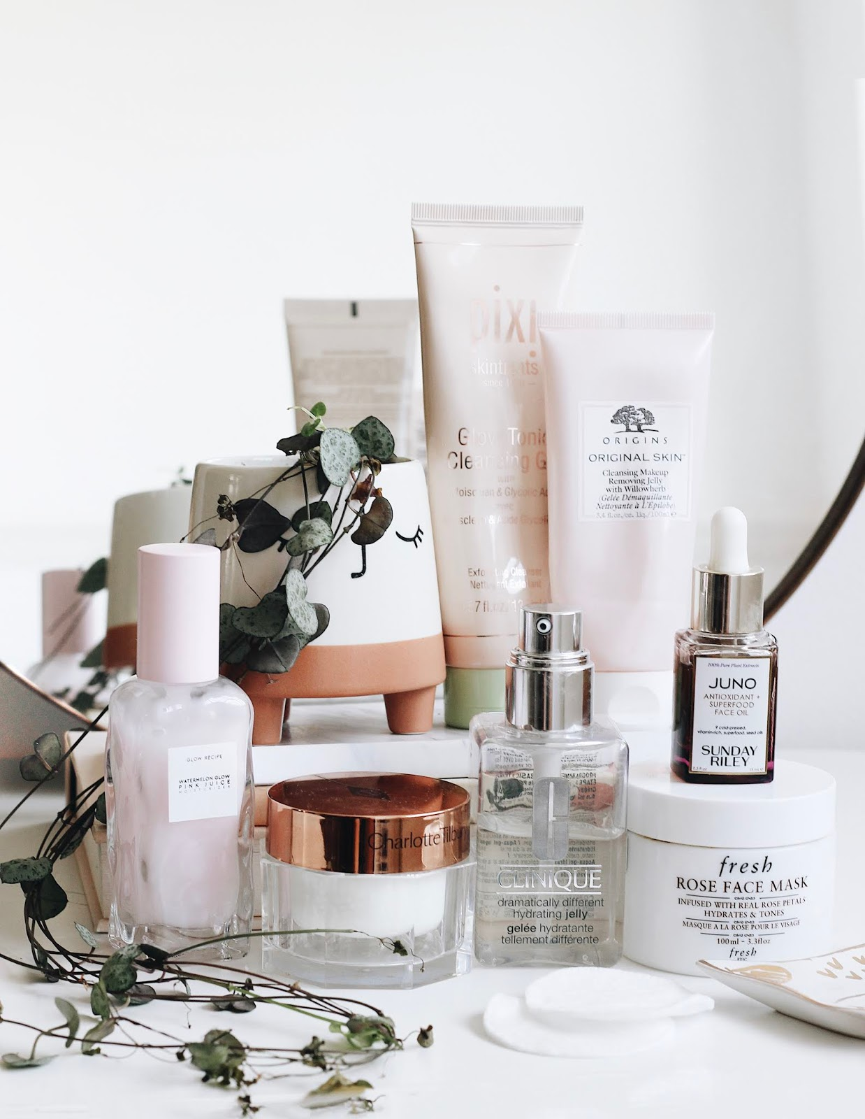 My Top High End Skincare Brands