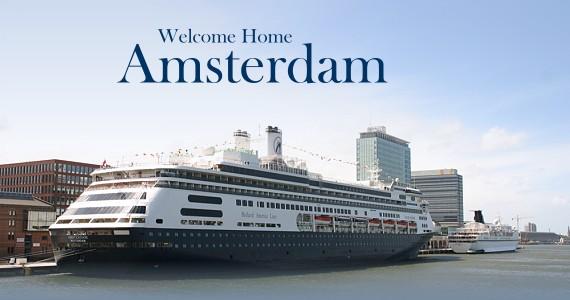 Paket Tour River Cruise Amsterdam Belanda