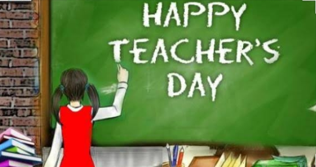 Why we are celebrate Teachers Day?
