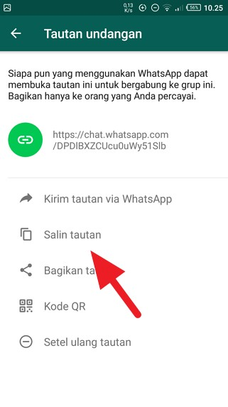 Cara Membuat Link Grup Wa : membuat, Mudah, Membuat, Undangan, Whatsapp