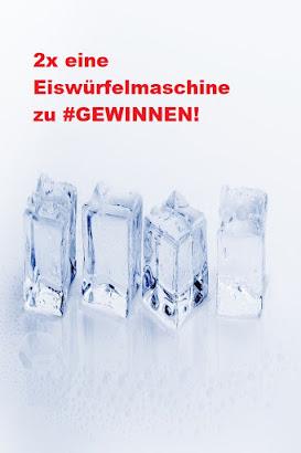 Eiswürfel Maschine zu gewinnen