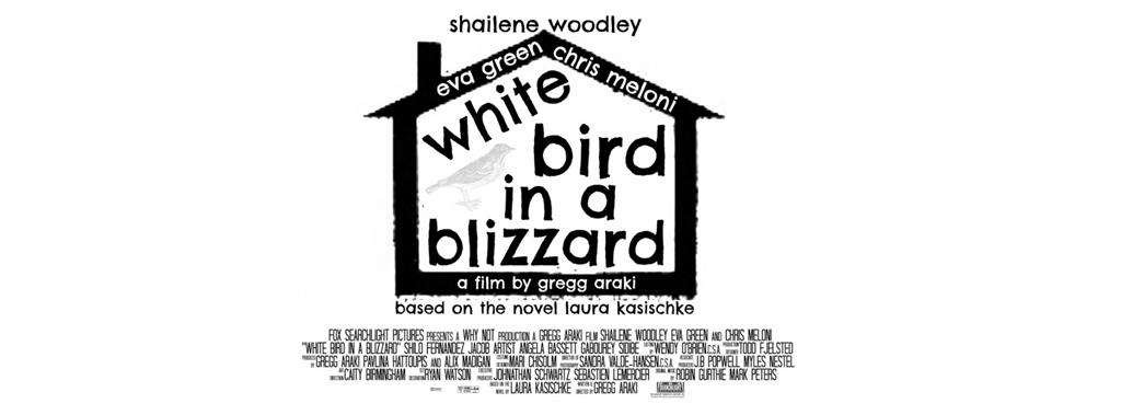White Bird in a Blizzard 2014 Karda Bir Beyaz Kuş : The