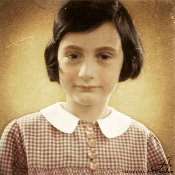 Anne Frank worldwartwo.filminspector.com