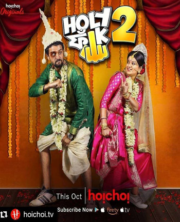 Holy Crap (Holy Faak) 2019 ORG Hindi S02 Complete Web Series HDRip 720p 900MB