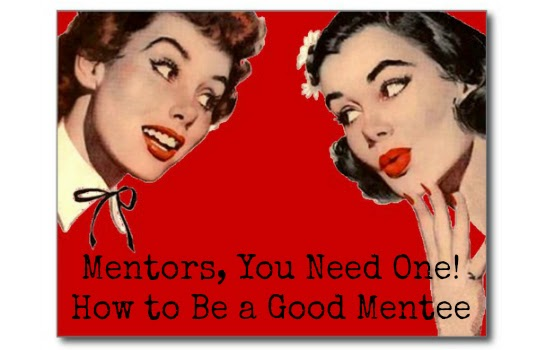 how to ask someone to be a mentor