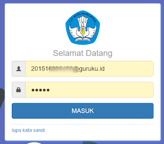 cara download sertifikat pelatihan PKB. SIM PKB login unduh sertifikat pelatihan guru di SIM PKB 2020