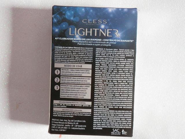 kit lightner banho de lua