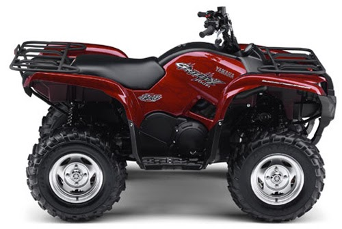 Yamaha Grizzly Fiepsspecialeditiona Small on Yamaha Grizzly 700 Special Edition