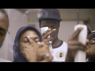 "Download VIDEO: Kida Kudz x Abra Cadabra – ""Roll Up"""