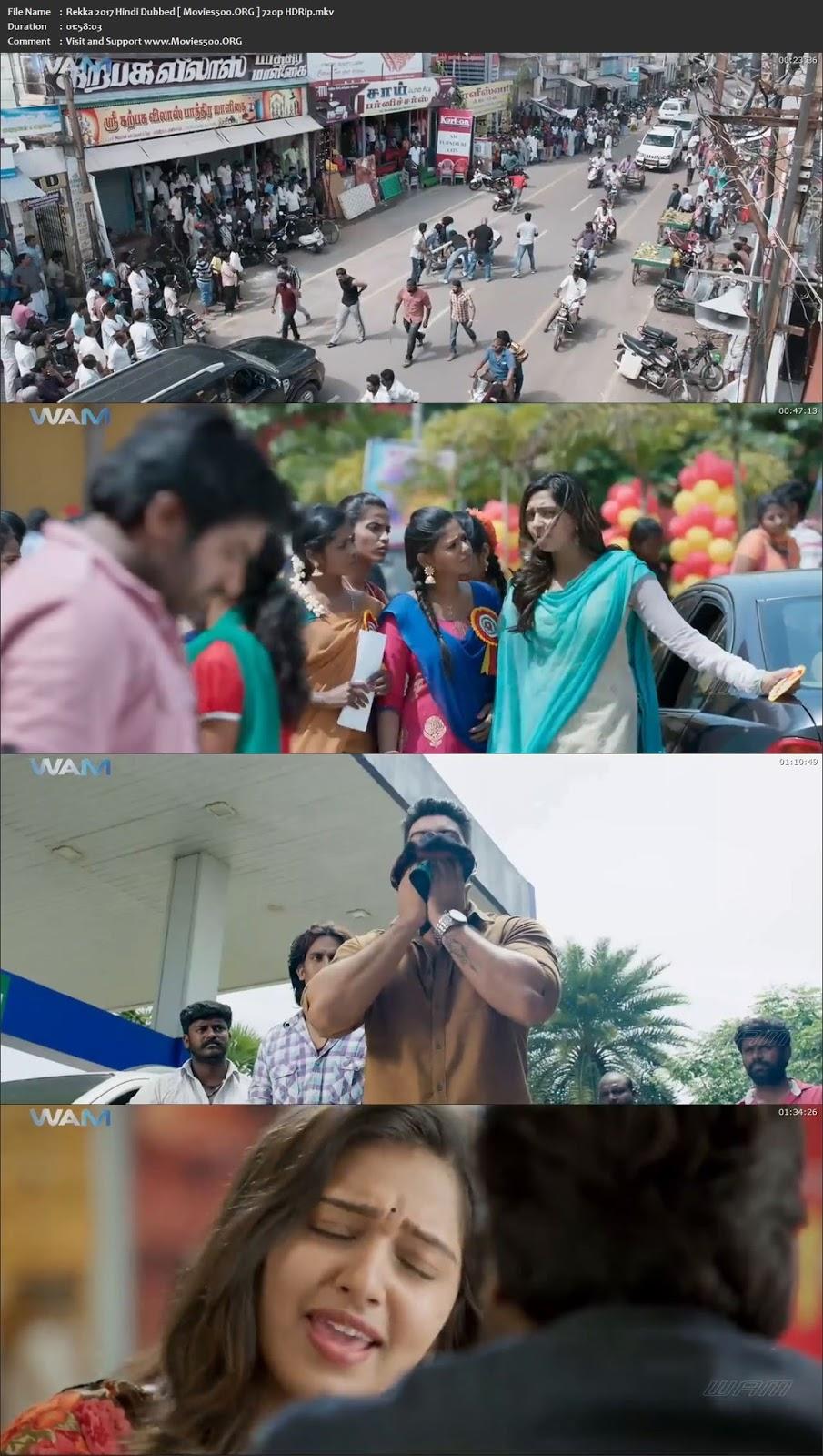 Rekka 2017 Hindi Dubbed Full Movie HDRip 720p at movies500.info