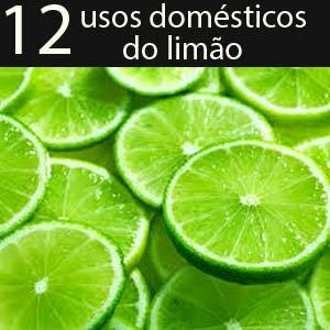 usos do limão