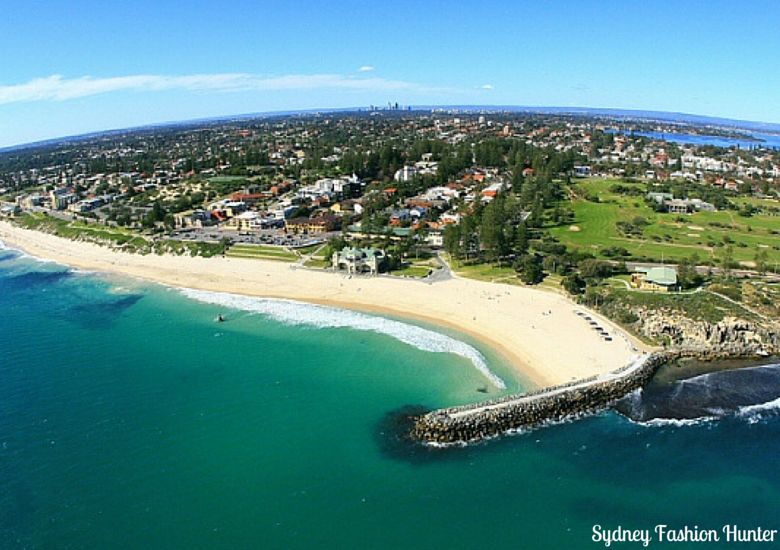 Sydney Fashion Hunter: Cottesloe Beach Perth
