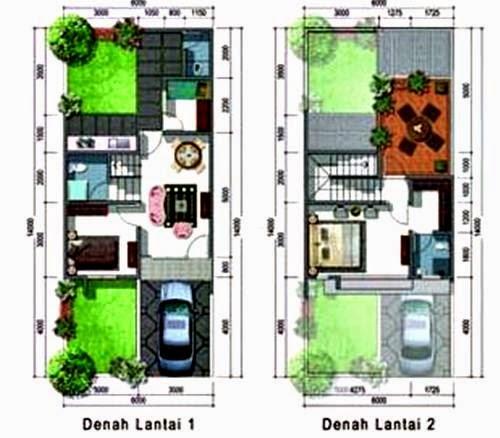 Desain Rumah Minimalis 1 Lantai Luas Tanah 90m2 Foto Desain Rumah