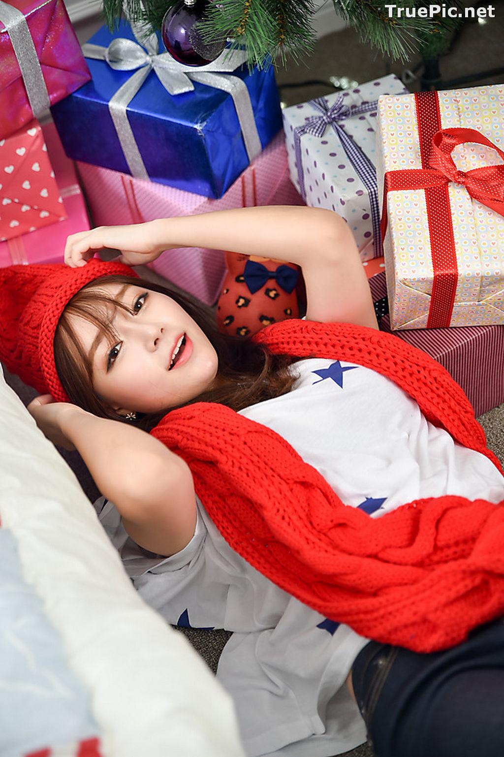 Image Korean Beautiful Model – Ji Yeon – My Cute Princess #2 - TruePic.net - Picture-6