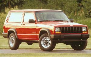 Jeepmanual Download 2001 Jeep Cherokee Xj Parts Manual
