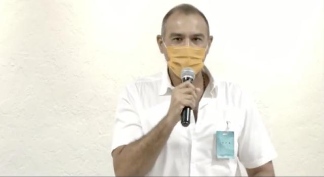 Total transparencia en el gobierno municipal, ofrece Víctor Cervera Hernández