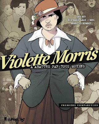 Violette Morris de Javi Rey