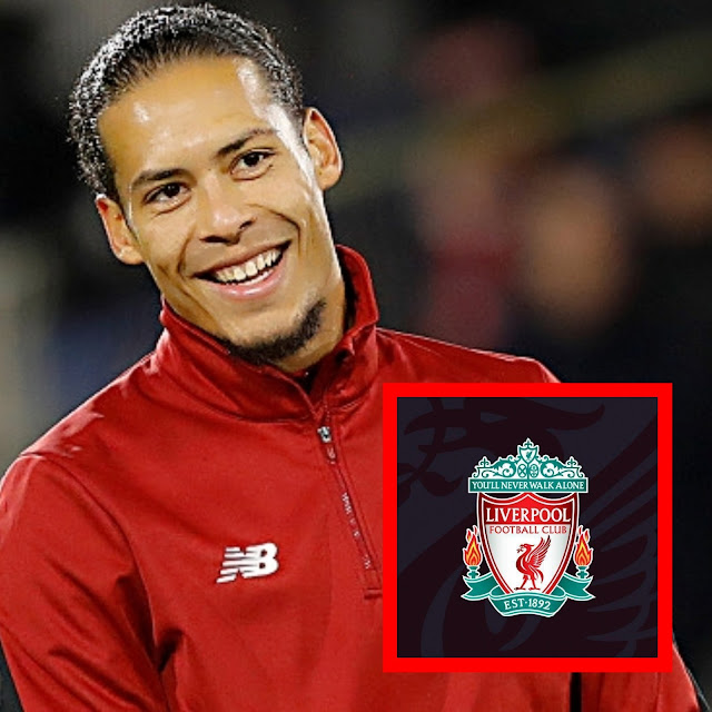 EPL: Virgil van Dijk Yet To Sign New Deal With Liverpool