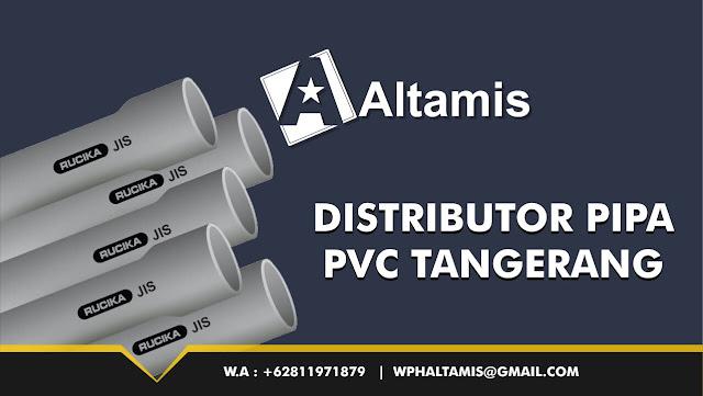 Distributor Jual Pipa PVC di Tangerang
