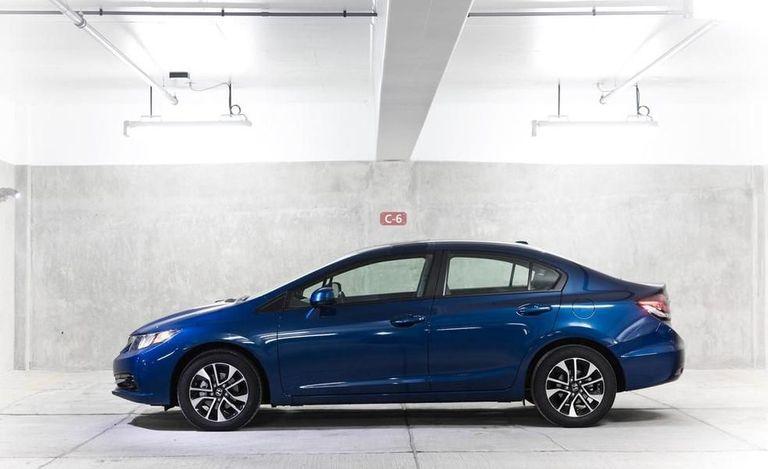 طراز هوندا Honda Civic