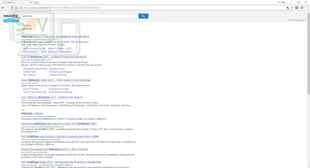 Search.soundrad.net (Redirecciones)