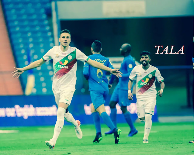 تعادل النصر مع الاتفاق في الجولة السابعة من الدوري السعودي