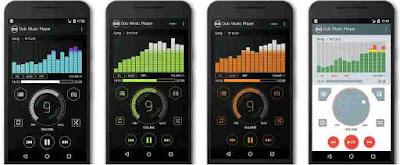 Aplikasi Dub Music Player
