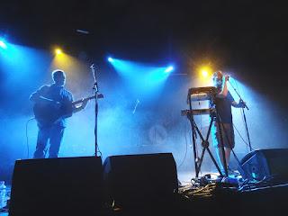 15.10.2016 Glasgow - Barrowland Ballroom: Arab Strap