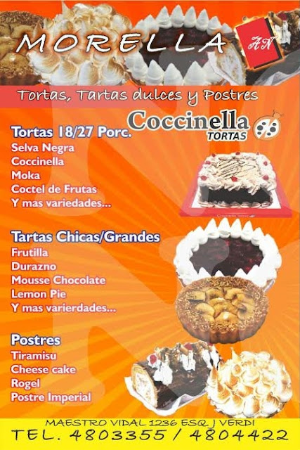 Morella Delivery Cordoba Argentina