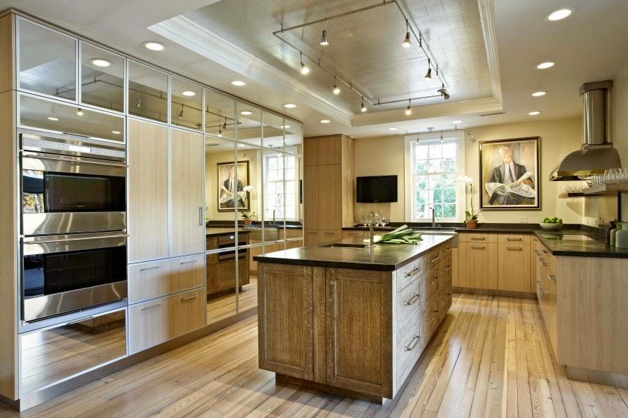 El estilo ecl ctico en la cocina una soluci n intermedia - Cocinas wolf ...