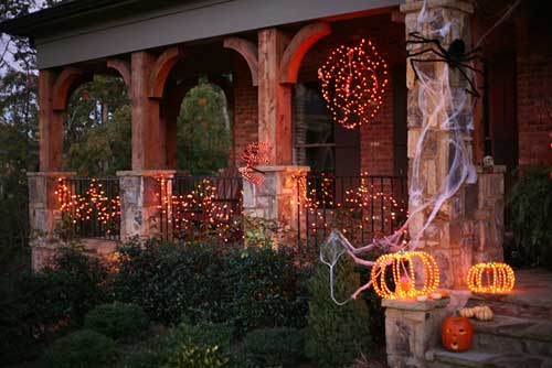 Amy's Daily Dose: Decorating For Halloween On A Budget