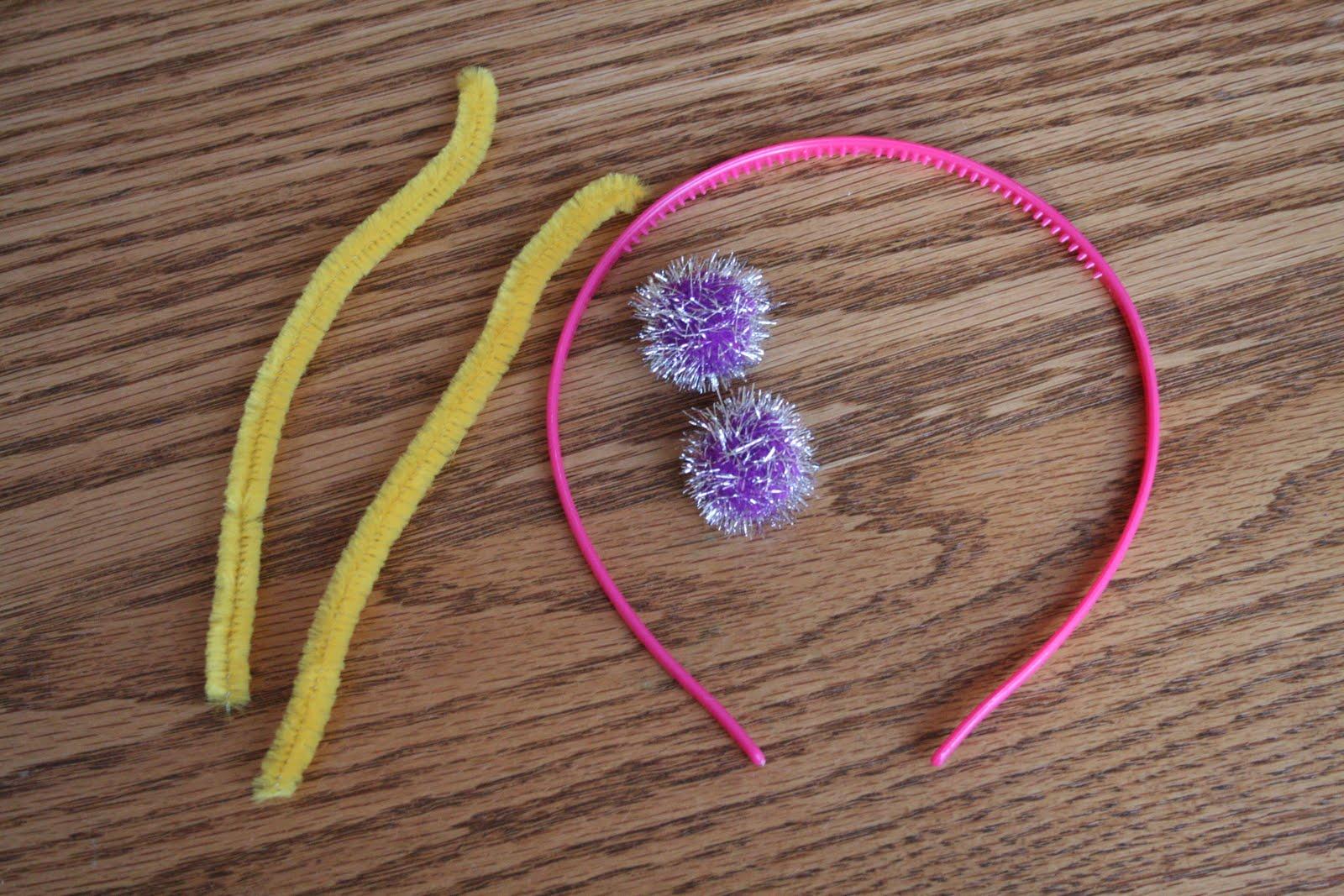 Making Antennae For Nylon Butterfly 67