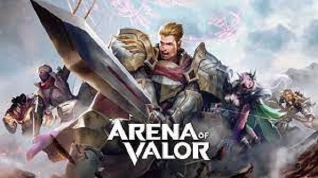 Game Uang Android - Arena Of Valor