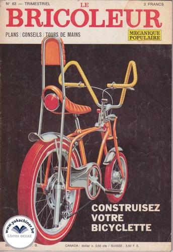 Le Bricoleur numéro 63, 1969