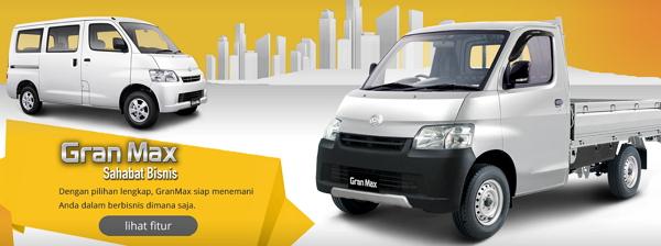 Spesifikasi Harga Daihatsu Gran Max Bandung