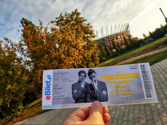 Dawid Podsiadło i Taco Hemingway - relacja z koncertu na Stadionie Narodowym