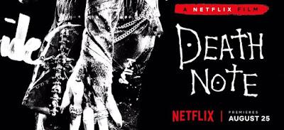 Death Note Netflix Poster