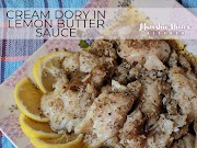 Quick and Easy Baon | Cream Dory in Lemon Butter Sauce